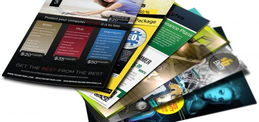 Bulk Leaflet Printing Services