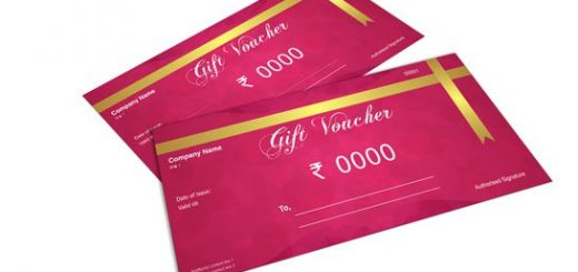 Gift Vouchers Printing Services